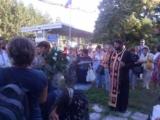 Поклон пред паметта на загиналите български войни при Звегор