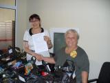 Сосиете Женерал Експресбанк дари храни на 14 семейства