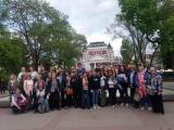 Среща с членове на Асоциацията на жените в Навара