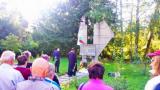 Заупокойна молитва за загиналите през 1944 г. при Звегор – 2016